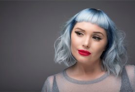 HOW-TO: Ice Ice Baby! Icy Dimensional Blue Using ColorLush