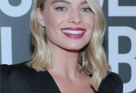 GOLDEN GLOBES 2018: Margot Robbie Color and Style How-To