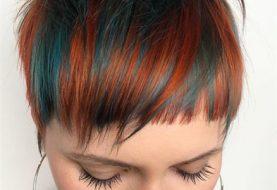 SO WIRD'S GEMACHT: Blaugrün + Kupferpixie mit Farbkonditionierungsmasken