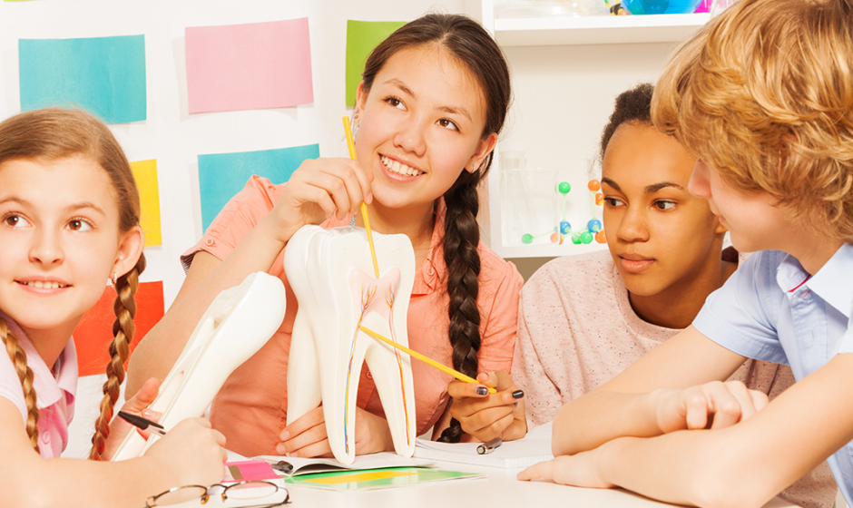 Warum sollten Dentalhygieniker in jeder Schule beschäftigt werden?