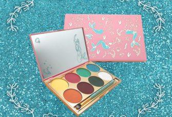 Die neueste Disney Make-up-Kollektion von Bésame ist von den Neverland-Meerjungfrauen in Peter Pan inspiriert