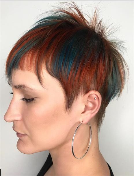 Hair von Lindsay Wolf @studio_wolf