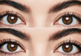 10 Dinge, die Frauen mit großen Wimpern machen