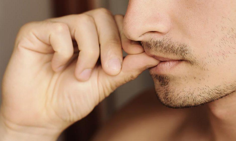 Was sagt Ihr Nagel beißen wirklich über Ihre Persönlichkeit?