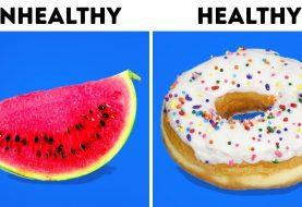 Wissenschaftler haben bewiesen, dass es kein gesundes Essen gibt