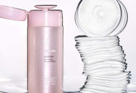 Das neue Peeling-Produkt von Glossier hilft Ihnen dabei, Ihre Akne zu reinigen