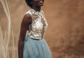 20 atemberaubende Hochzeitsfrisuren für schwarze Frauen