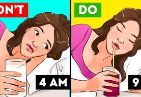 10 Dinge, die den Schlaf ruinieren