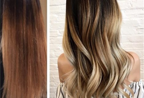 Boring and Brassy to Seamless, High-Contrast Melt