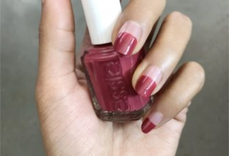 NAIL-HOW-TO: NYFW-Nägel mit Essie