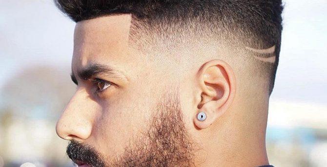 Neue Fade-Haarschnitte für 2018