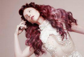 Daydream Pink und Lavendel mit Hairdreams Nano