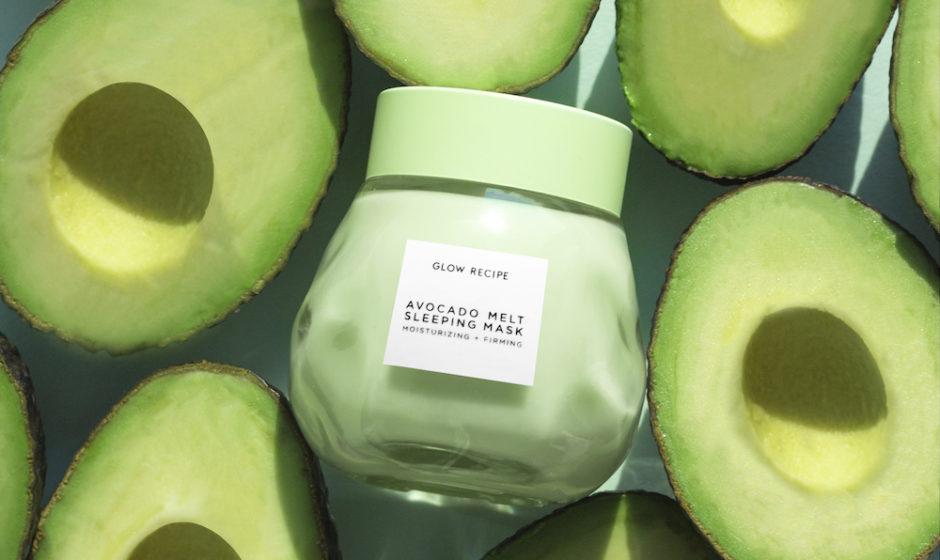 Glow Recipe veröffentlicht eine Nachtmaske, die Sie nach Avocado-Toast begehren wird