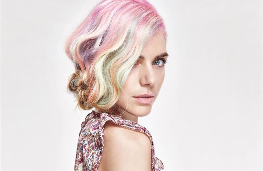 Candy Hair: Pastel Hair Color Formula from L\'Oreal ...