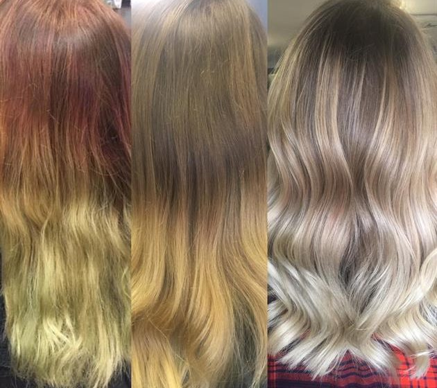COLOR CORRECTION: Two Sessions to Colormelt Perfection