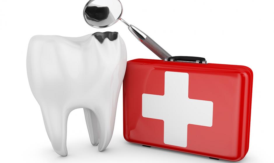 Zahnheilkunde in der Notaufnahme