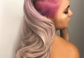 HOW-TO: Romantische Pink Fantasy-Haarfarbe