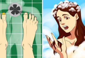 12 Duschfehler, die Ihre Gesundheit beeinträchtigen