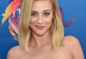 Lili Reinhart hat bewiesen, dass rosa Mascara bei den Teen Choice Awards 2018 absolut tragbar ist