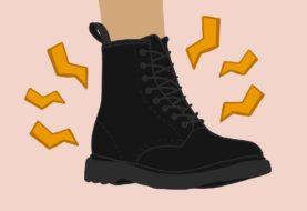 So lindern Sie Fußschmerzen, nachdem Sie unbequeme Schuhe getragen haben, da wir alle dort waren