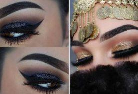 21 wunderschöne Make-up-Ideen für braune Augen