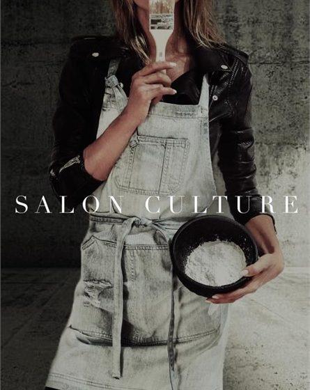 Salonkultur: Mode in die Farbleiste bringen
