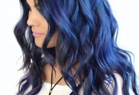 FORMEL: Dimensional Indigo Haarfarbe