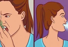 5 Killer-Möglichkeiten, den schlechten Atem in nur 5 Minuten zu stoppen