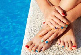10 brillante Tricks, um gesund zu werden, schöne Füße für den Sommer