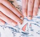 Nagelfeilen: Unser Olive & June Segelboot Mani Inspiriert von LC Lauren Conrad