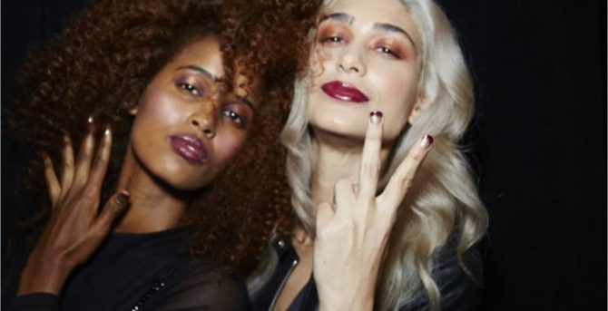 Fashion Week Spring/Summer 2017 & 'See Now, Buy Now' Fall 2016: Trending in Nails