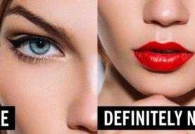 12 Make-up-Dinge, die Jungs nicht geben