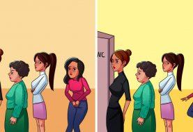 10 Körperreaktionen, die wir tatsächlich kontrollieren können (Spoiler: Frauen haben wirklich Glück)