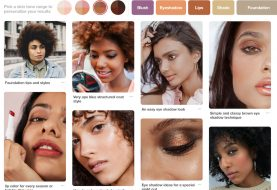 Die neue Funktion von Pinterest macht es für Farbige einfacher, Beauty Inspo zu finden