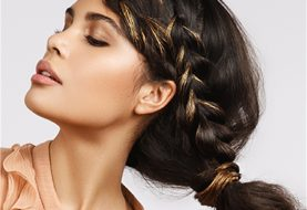 Hair Makeup How-To: Brautjungfer Glam