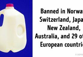 9 Produkte, die aufgrund ihrer Inhaltsstoffe verboten wurden