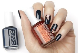 NAIL HOW-TO: Essies Broadway-Marquee-Look