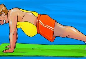 10 Übungen zu Hause, um Ihren hartnäckigen Bauch Hündchen loszuwerden