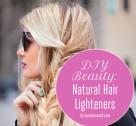 Beauty DIY: Natürliche Haarmarker